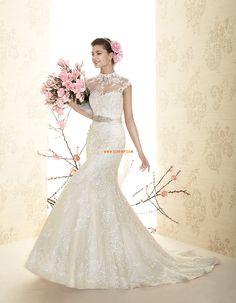Tengerpart / Távoli helyszín Kápolna uszály Cipzár Menyasszonyi ruhák 2015