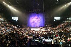 Queen+Adam Lambert Auckland