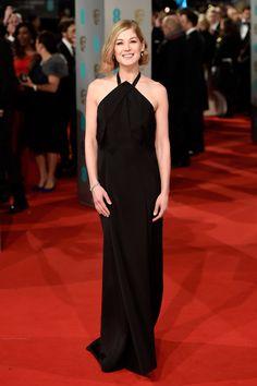 Rosamund Pike - BAFTA 2015