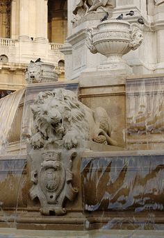Fontaine Saint-Sulpice   Flickr - Photo Sharing!