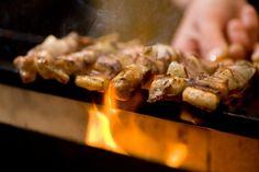 Yakitori...Chicken BBQ.
