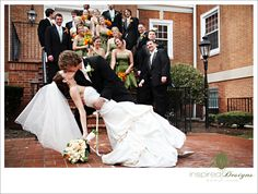 LOVE! Want to take this pic at the wedding!