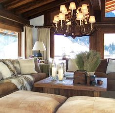 Chalet Style arhitecture; interior; home; design; apartment;