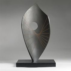 View artworks for sale by Hepworth, Barbara Barbara Hepworth British). Modern Sculpture, Abstract Sculpture, Wood Sculpture, Metal Sculptures, Bronze Sculpture, Barbara Hepworth, Ceramic Artists, Artist Art, Art And Architecture