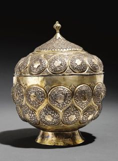 Image result for ottoman flask encrusted