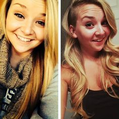 20 Hair Transformations So Drastic, You Won't Believe It's the Same Person