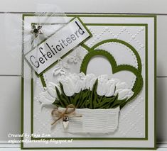 Sympathy Cards, Greeting Cards, Marianne Design Cards, Heart Cards, Flower Cards, Diy Cards, Spring Flowers, Wedding Cards, Birthday Cards