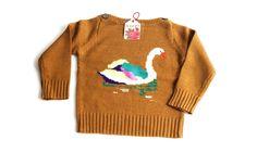 swan pullover