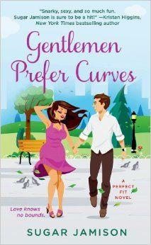 """""""Gentlemen Prefer Curves."""" Sugar Jamison. September 30, 2014."""