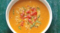 Oprah's classic tomato soup recipe is as amazing as she is