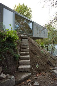 #architecture : Casa no Gerês by Correia/Ragazzi Arquitectos © Luis Ferreira Alves