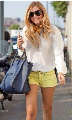 Summer style  @styleandthecity
