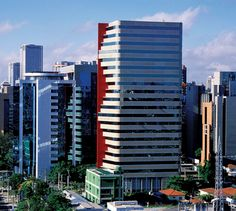 Berrini 500 | São Paulo, Brazil | Ruy Ohtake