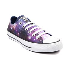 NEW CONVERSE ALL STAR LO COSMIC GALAXY SNEAKER Womens Shoes Print Camo Stars