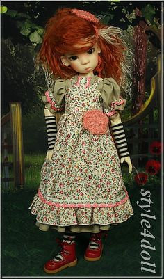 Fashion for Kaye Wiggs MSD - Miki by style4doll