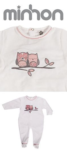 Minhon Baby 1pc Footie Pajama Elegant Velour Sleep N Play Footed Romper Sleeper