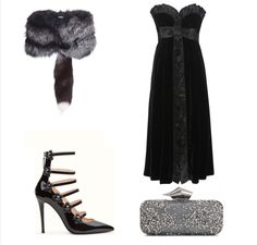 Party Outfit @ www.acqire.com
