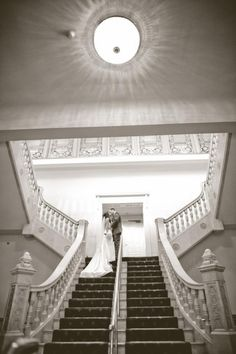 Grand Marble Staircase #firstlook #grandentrance