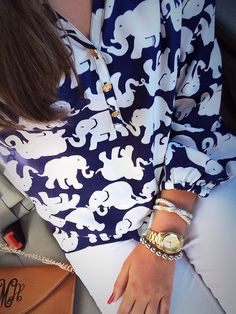 Golf Cart Cocktails, Scalloped Skirts, & Monograms