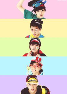 B1A4 are Cute ♥