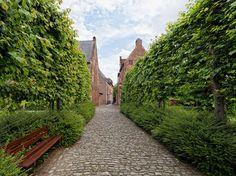 Discover the Begijnhof, one of Amsterdam's secret gardens