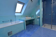 Attic suite - Bathroom