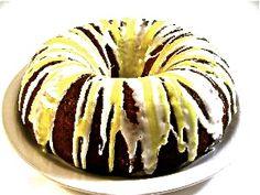Heavenly, Skinny Lemon Poppy Seed Bundt Cake. http://www.skinnykitchen.com/recipes/heavenly-skinny-lemon-poppy-seed-bundt-cake/