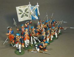 Jacobite Rebellion, 1745