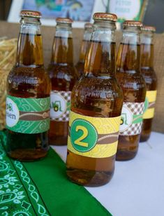 John Deere Farm Party via Kara's Party Ideas | KarasPartyIdeas.com #john #deere #birthday #party #ideas (16)