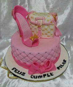 Cake shoe
