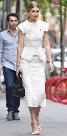 Look дня: Джиджи Хадид - Тренды моды, мода 2014, модные тенденции и новинки моды - Мода и Красота - IVONA - bigmir)net - IVONA bigmir)net