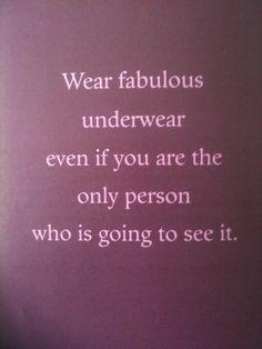 always be fabulous!