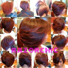 awesome color & cut