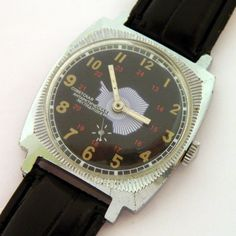 USSR Russian Watch Pobeda Soviet Antarctic expedition by irgioshop, $49.99