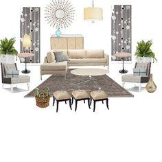 Living Room Elegance
