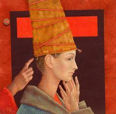 Olga Oreshnikov was born in Leningrad (USSR); in 1990 immigrated to Israel.