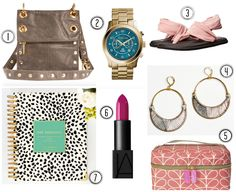 Holiday gift guide for her | hollywood housewife