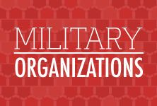 Here you will find organizations that provide information and support for Veterans, Military Service Members, and their families.