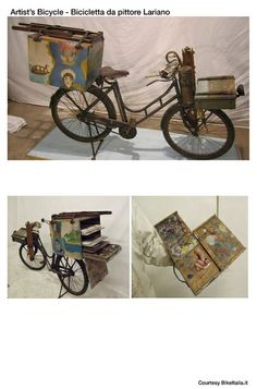 Cargo Bike History: The Artist's Bicycle | Flickr - Photo Sharing!