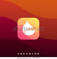 Find Fox Colorful Illustration Vector Design Template stock images in HD and millions of other royalty-free stock photos, illustrations and vectors in the Shutterstock collection. Thousands of new, high-quality pictures added every day. Illustration Vector, Media Icon, Creative Industries, Vector Design, Free Stock Photos, Royalty, Fox, Colorful, Templates