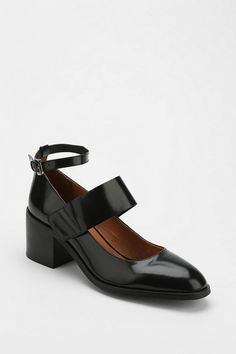 Jeffrey Campbell Rios Double-Strap Mary Jane #urbanoutfitters