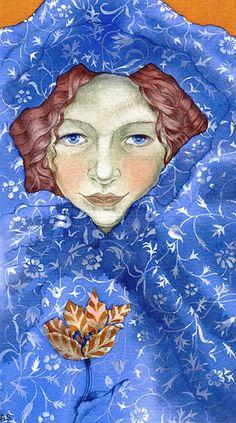 Masha Kurbatova. Иллюстрации Марии Курбатовой, Россия.
