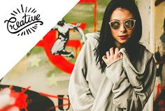 SPOTSNAPR sunglasses are designed by renowned eyewear designers using only the highest quality materials, such as acetate and stainless steel. Eyewear, Round Sunglasses, Lifestyle, Fashion, Sunglasses, Graz, Glasses, Moda, Round Frame Sunglasses