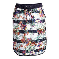 Patterned Skirt - Lindex