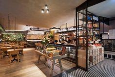 Vivino - the Italian Quarter restaurant by Studio Gad, Haifa, Gad Halperin