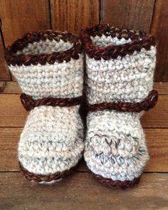 Maggie's Crochet · Boots 'n Booties Crochet Pattern