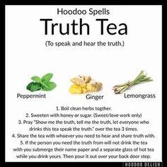 Truth tea