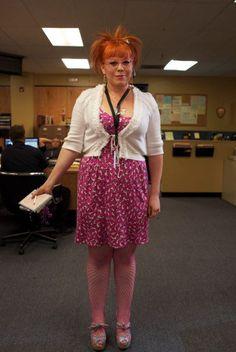 QuirkyPrettyCute: TV Thursday: Penelope Garcia!