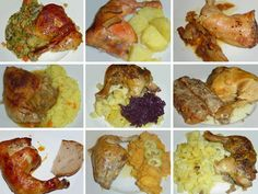 Poultry, Baked Potato, Food And Drink, Potatoes, Meat, Chicken, Baking, Ethnic Recipes, Kochen