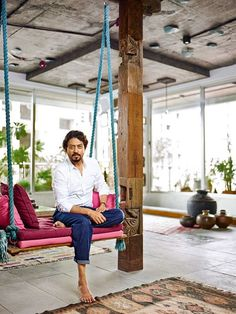 Irfan Khan's new house crafted with stunning interiors. As classy as he is - The Architects Diary